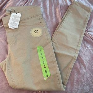 Primark Tan Skinny Jeans US Sz.8